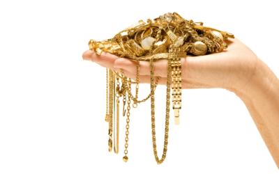 Comment nettoyer un bijoux plaqué or?