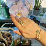 Bague Fleuraison de Lotus photo review
