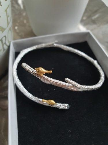 Bracelet le Couple et la Branche photo review